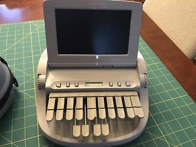 Stenograph Wave Writer for Court Reporting EXCELLENT condition!