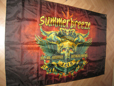 Summer Breeze Flagge / Fahne