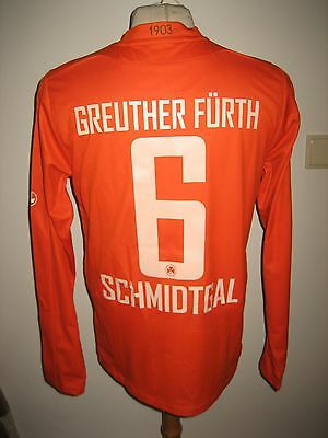 Greuther Furth PLAYER ISSUE football shirt soccer jersey fussball trikot size M
