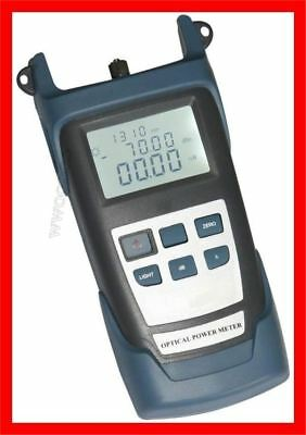 New Digital Handheld High-Precision Optical Power Meter RY-PM500C -50+26DBM lc