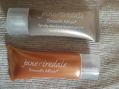 Jane Iredale Mini/Travel/Trial Smooth Affair Primer, Pick NORMAL or OILY SKIN