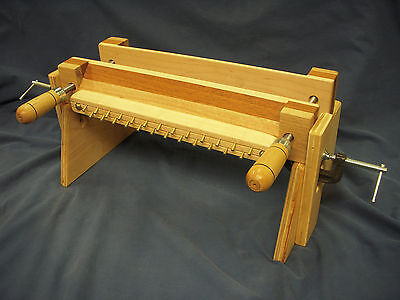 Tying Up Finishing Book Press for Bookbinding binding repair leather cords  2611