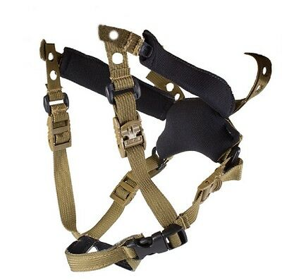 Team Wendy MICH ACH TC2000 Army Helm Cam Fit Retention Straps BOA Verschluss M