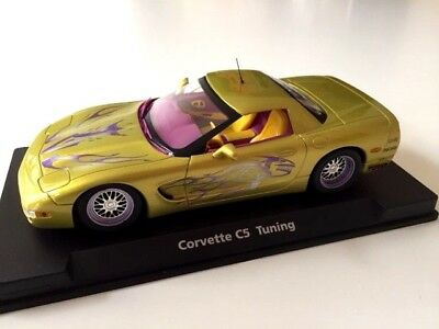RARITÄT  !!! -- FLY Car Model 1:32 -- Corvette C5 Tuning A-752  -- NEU  !!!!