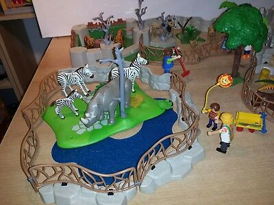 Playmobil Zoo Tierpark