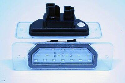 2x LED LICENSE NUMBER PLATE LIGHT NISSAN CEFIRO MAXIMA CANBUS