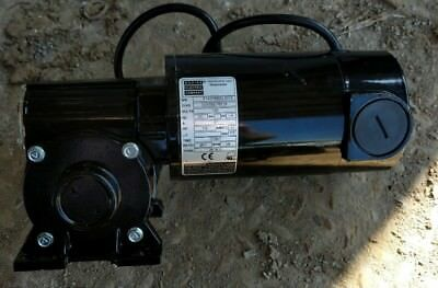 BODINE DC GEARMOTOR  33A5BEPM-5F Accessory Shaft RPM 125 ~ 130 VOLTS 20:1 RATIO