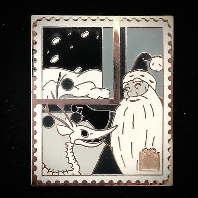 CHASER Sandy Claws Nightmare Before Christmas Mystery Stamp Jack Disney Pin NBC