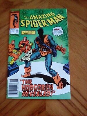 Amazing Spiderman #289 Nm Jack O' Lantern Death Of Hobgoblin