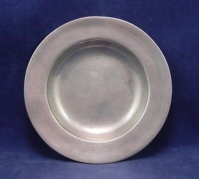 Pewter Bowl Marked  Antique