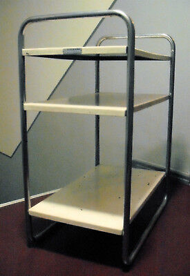Mauser Stahlrohr-Regal, Etagere