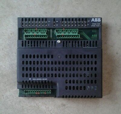 ABB Robotic IO card DSQC 328 3HAB 7229-1 16in/16out ABB Can bus