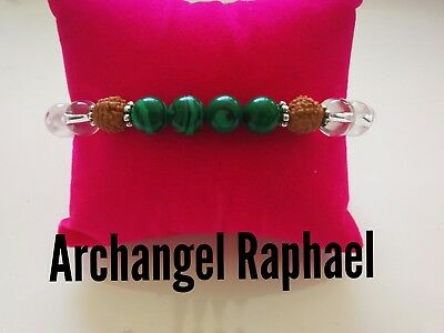Code 231 Archangel Raphael Infused Bracelet Doreen Virtue Certified Practitioner