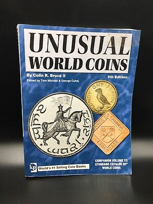 Unusual World Coins Book 5th Edition)
