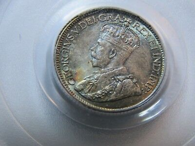 1919 10 Cent Canada MS65 PCGS Uncirculated