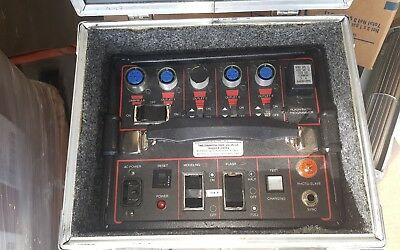 Photogenic AA08B 800 Watt/Second Power Supply #903894 WITH CARRYING CASE
