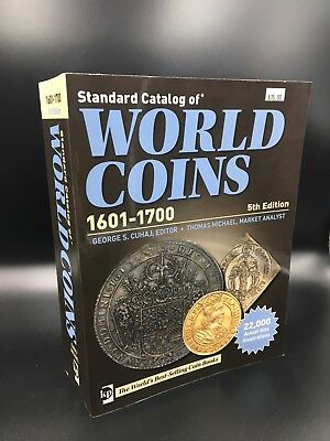 Standard Catalog Of World Coins 1601-1700 5th Edition Book