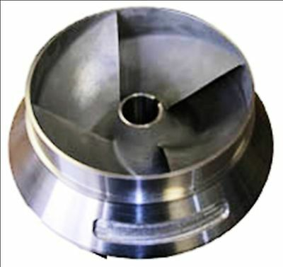 American Turbine Hipped High-Helix Stainless Impeller Most A/t & Dominator Pumps