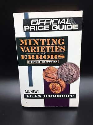 Double Signed Autograph Minting Varieties And Errors Coin Book Herbert / Noe