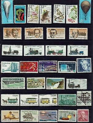Usa  Various Stamps...collection...