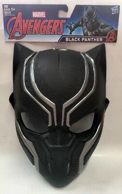 Marvel Avengers Black Panther Mask