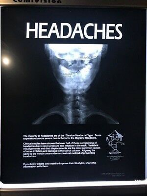 X-ray Film 14x17 Headache Patient Education Review of Findings Sold Out!!