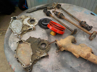 HQ HJ HZ HX WB lot of  holden parts V8 308 253 MOTOR PARTS