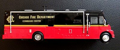 "Code 3 Command Center ""CFD Chicago Fire Dept."" 1:64"