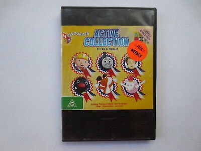 Hit Favourites Active Collection Fit As A Fiddle DVD R4 #618