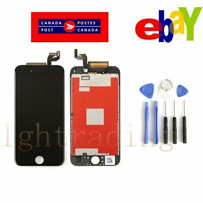 CA For New  iPhone 6S 4.7'' Black LCD Touch Screen Digitizer Display Assembly