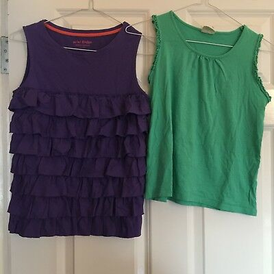 Mini Boden Girls Tank Top Bundle 11-12 Years