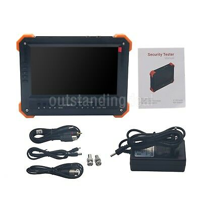 "X41TAC V5.5 7"" LCD TVI+AHD+CVI X41TAC+VGA+HDMI Security Camera Video Test Tester"