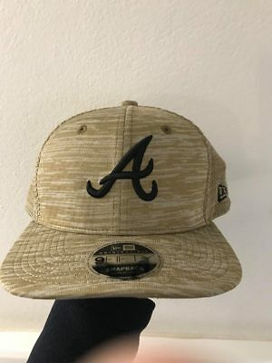 New Era 9Fifty Engineered Fit Atlanta Braves Snapback (M/L)