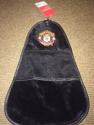 Manchester Umited  Football Club   Golf Towel 100% Official New