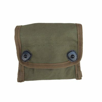 Wwii Ww2 Us Army Lensatic Compass Bag Outdoor Tool Bag Canvas Pouch