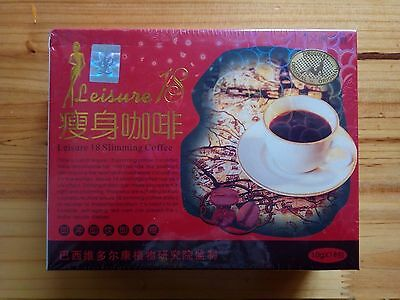 (1 box or more)Original leisure 18 and Authentic slimming coffee fast shipping