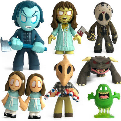 Funko Mystery Horror Classics Minis Exclusive Frozen Jack/Jason Voorhees/Slimer