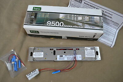 HES 9500 24V Electric Strike Fire Rated-NEW NIB