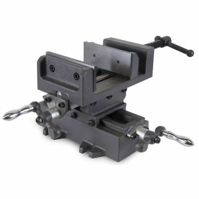 WEN 4.25-Inch Compound Cross Slide Industrial Strength Benchtop Drill Press Vise
