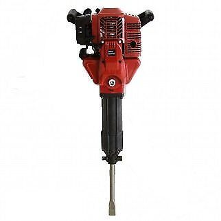 Gas Powered Jack Hammer Demolition 52cc (Spade Bit Included)