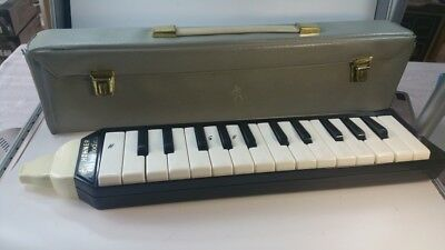 Musikinstrument Hohner Melodica Made in Germany Piano 26 mit Transportkoffer!!!