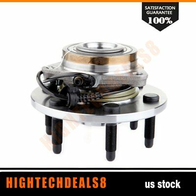 Front Left Or Right Wheel Hub & Bearing For Chevrolet GMC Cadillac 4WD W/ABS