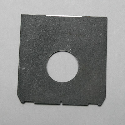 Technica size lens board pre drilled for Copal 0