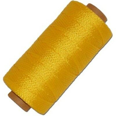Yellow Polypropylene Construction Line 500ft, Pull String in Cable Runs