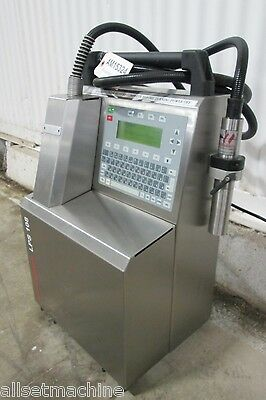 Wiedenbach Continuous Ink Jet Printer - Used - AM15324