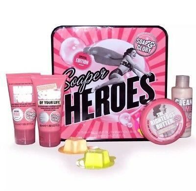 Soap And Glory Soaper Heroes Special Edition Gift Set