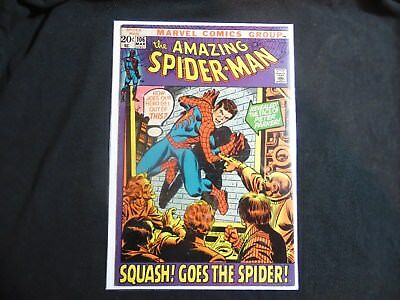 "The Amazing Spiderman #106 Vf 8.0 T Peter Parker Revealed""key Issue''!!!"