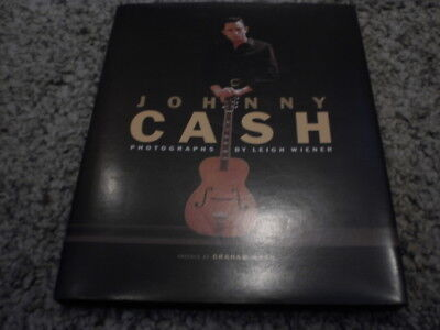 Johnny Cash  Johnny Cash Photographs By Leigh Wiener