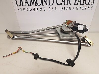 2003 Mercedes Slk R170 Front Wiper Motor And Linkage A1708202642 A297