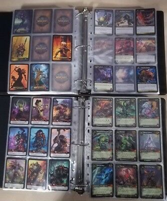WOW TCG Sammlung Collection Collection World of Warcraft